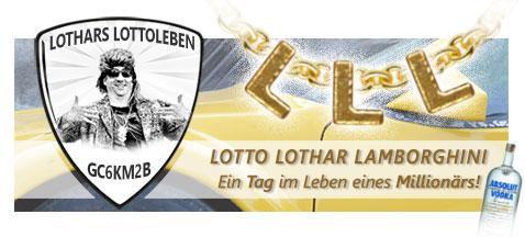 Lothars Lottoleben - Ein Tag im Leben eines Millionärs!